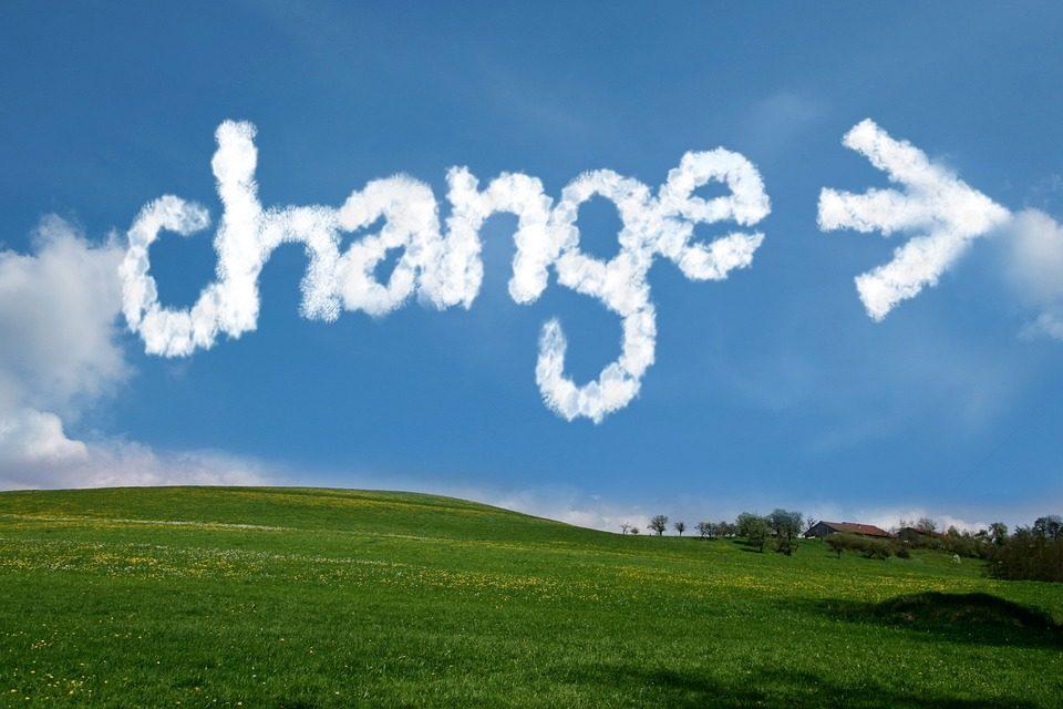Gewohnheiten verändern
